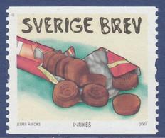 2007Sweden2596Chocolate Candies - Neufs