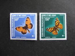Afars Et Issas: TB Paire N° 438 Et N° 439, Neufs XX. - Unused Stamps