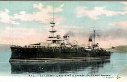 """CPA La """"Patrie', Cuirassié D'escadre De 15.000 Tonnes - Krieg"""