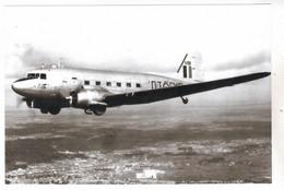 PHOTO AVION  AVIATION  DOUGLAS DC 3 EN VOL - Aviation