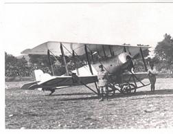 PHOTO AVION  AVIATION A IDENTIFIER - Aviation