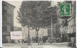 BARGEMON  Place De La Convention - Altri Comuni