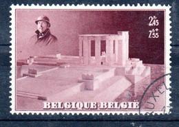Belgique N° 465A Oblitéré - Monument Au Roi Albert Ier Sur L'Yser à Nieuport - Used Stamps