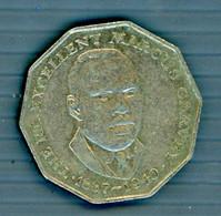 °°° Giamaica Fifty Cents 1988 Circolata °°° - Jamaica