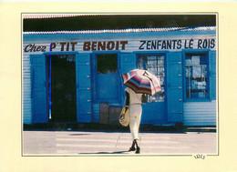 CPSM La Réunion-Saint Benoit-Boutique      L812 - Saint Benoît