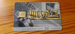 Phonecard Hungary - COMEX - 2.500 Ex., Mint Condition! - Ungheria