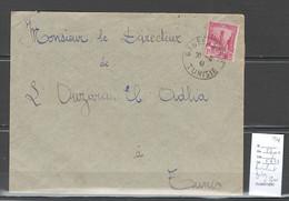 Tunisie - Ambulant : Gabes à Sfax - 1941 - Covers & Documents