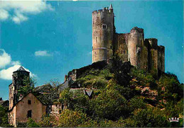 12 - Najac - Le Château - CPM - Voir Scans Recto-Verso - Najac