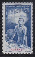 Dahomey P.A.  N° 9  XX Quinzaine Impériale Sans Charnière, TB - Unused Stamps