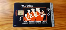 Phonecard Hungary - Drink, Alcohol, Unicum 3. - 4.000 Ex., Mint Condition! - Ungheria