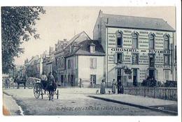 03 - SAINT POURCAIN Sur SIOULE - Les Cours - 2767 - Andere Gemeenten
