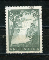 ARGENTINE - VUE - N° Yvert  549 Obli. - Gebruikt