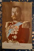 Empereur De Russie Nicolas II ( Le 29 12 1914) Russie - Russia