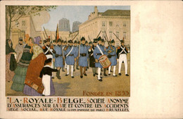 België - Assurances - Bruxelles Brussel - 1905 - Zonder Classificatie