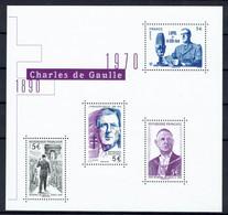 FRANCE 2020 F5446 CHARLES DE GAULLE ** - Nuevos