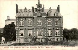 België - Isles - Chateau De Bagenrieux - Hannecart - 1910 - Ohne Zuordnung