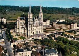 61 - La Chapelle Montligeon - Vue Générale Aérienne - La Basilique Notre-Dame - Carte Neuve - CPM - Voir Scans Recto-Ver - Other Municipalities