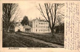 België - Anthee - Chateau D Ostemree - 1906 - Non Classificati
