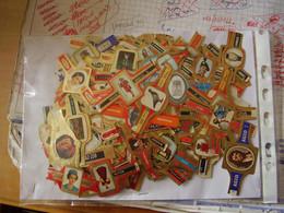 Gros Lot Bagues De Cigare - Sammlungen