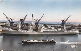 59 - Dunkerque - Beau Cliché De Navire Au Quai De Suez - Dunkerque