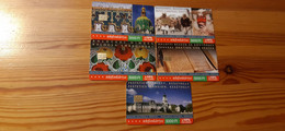 Phonecard Set Hungary - Hungarian National Heritage 2. - 2.000 Ex., Mint Condition! - Ungheria