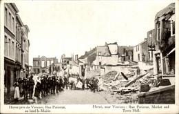 België - Verviers - Rue Potierue Mairie - 1915 - Unclassified