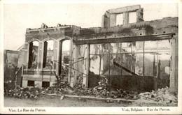 België - Vise - Rue De Perron - 1915 - Unclassified