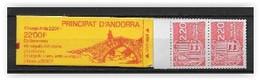 Andorre 1988 Carnet Du N°366 Neuf Blason - Postzegelboekjes