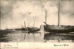 België -  La Panne - Retour De La Peche - 1900 - Unclassified