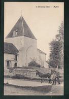 CP - 18 - Cerquey - Eglise - Autres Communes