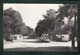 CP - 33 - La Hume - Camping - Citroën DS - Autres Communes