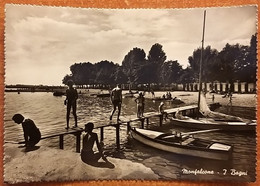 Monfalcone (Gorizia). I Bagni. - Gorizia