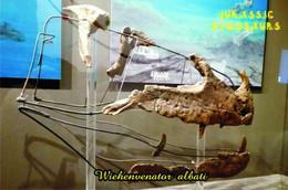Carte Postale, Animaux Prehistoriques, Jurassic Dinosaurs, Wiehenvenator Albati - Altri