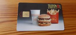Phonecard Hungary - McDonald's - 4.000 Ex., Mint Condition! - Ungheria