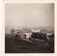 Photo De Particulier Algérie Constantine Bellevue Vue Générale  Réf 9273 - War, Military