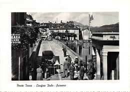 Ponte Tresa - Confine Italo-Svizzera - TI Tessin