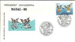 FDC 1985 - Brieven En Documenten