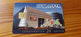 Phonecard Hungary - Duna Plaza - 2.500 Ex., Mint Condition! - Ungheria