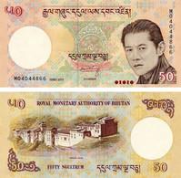 Bhutan 50 Ngultrum 2013 UNC (P31) - Bhutan