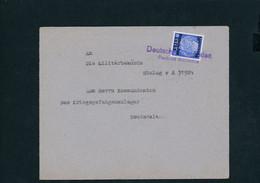 Generalgouvernement Einzelfrankatur Kozienlce An Stalag V.A. - Besetzungen 1938-45