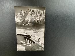 Ehrwald Tirol - Zugspitzmassiv - Trein - Trenes