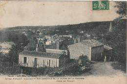 YO 13-(33) PAILLET - VUE GENERALE DE LA PLAINE DE LA GARONNE - 2 SCANS - Other Municipalities
