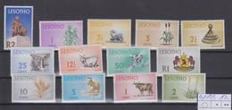 Lesotho Michel Cat.No. Mnh/** 91/104 - Lesotho (1966-...)
