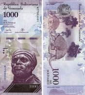 Venezuela 1000 Bolivar 2017 UNC (P95b) - Venezuela