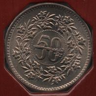 PAKISTAN 50 PAISA 1992 KM# 54 - Pakistan