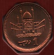 PAKISTAN 1 RUPEE 2005 KM# 62 Muhammad Ali Jinnah - Pakistan