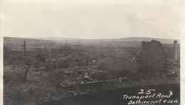 Photo Septembre 1918 BETHINCOURT (près Montfaucon-d'Argonne) - Une Vue (A232, Ww1, Wk 1) - Altri Comuni