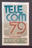 Télécom'79 De 1979 YT 2055 Sans Trace De Charnière - Ongetand