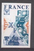 Foires Expositions De 1976 YT 1909 Sans Trace De Charnière - Ongetand