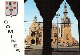 59-COMINES-N° 4390-A/0331 - Conde Sur Escaut